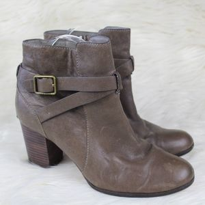 Cole Haan Grand OS Block Heel Ankle Booties